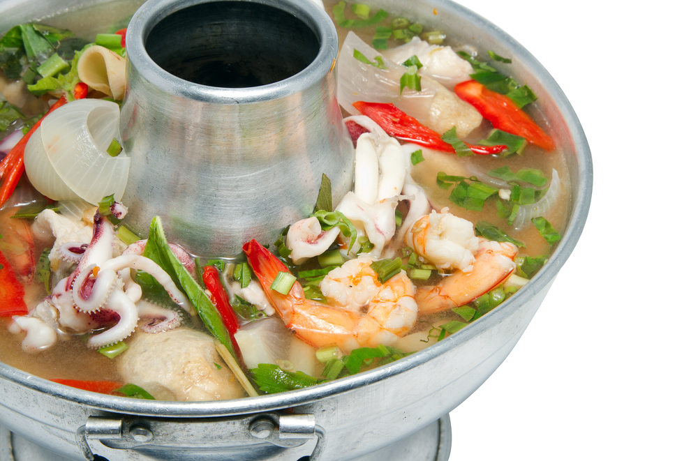 Thai Shrimp Soup Recipe Easy To Make